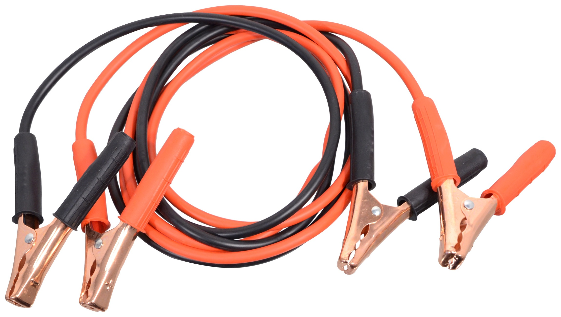Startovací kabely 300A  2,5m zipper bag
