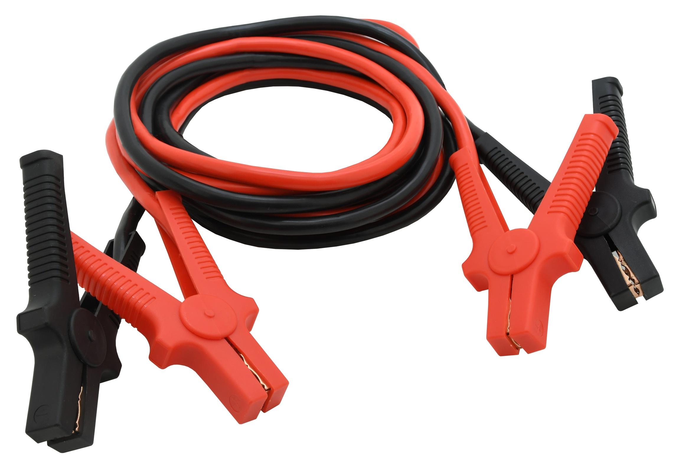 Compass 01132 Startovací kabely 35 délka 4,5m TÜV/GS  DIN72553