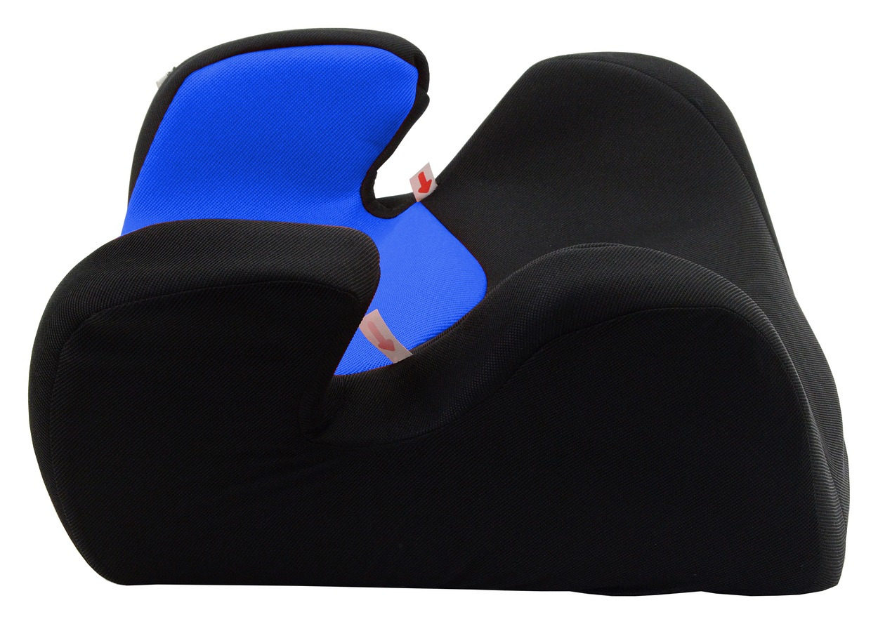 Autosedačka dětská APOLLO 15-36 kg modrá