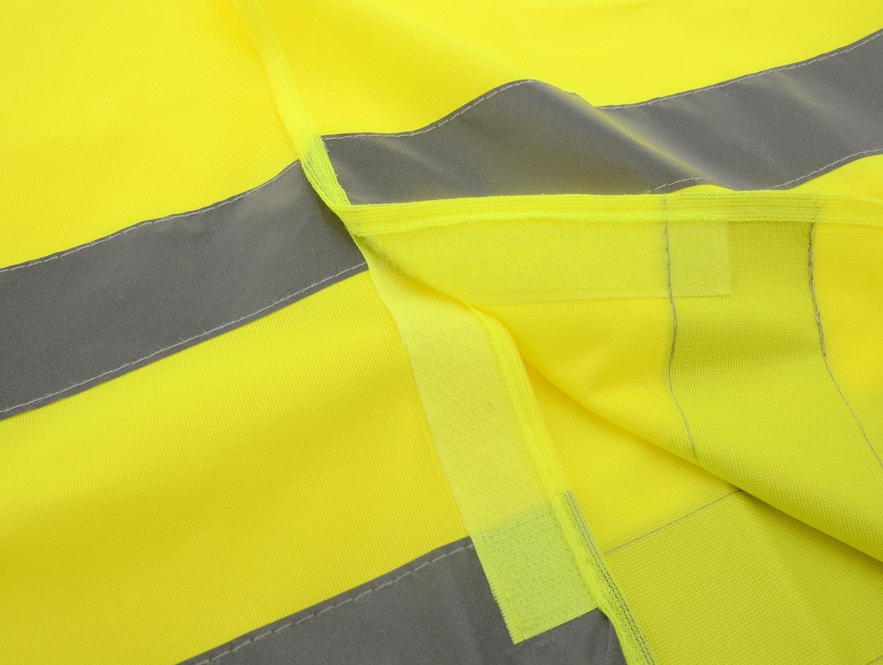 Vesta výstražná žlutá EN 20471:2013