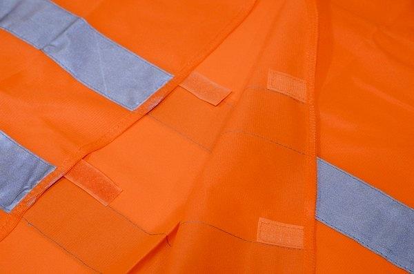 Vesta výstražná oranžová EN 20471:2013