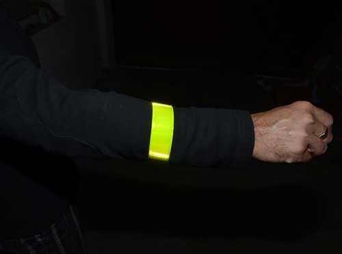 Pásek reflexní ROLLER S.O.R. žlutý