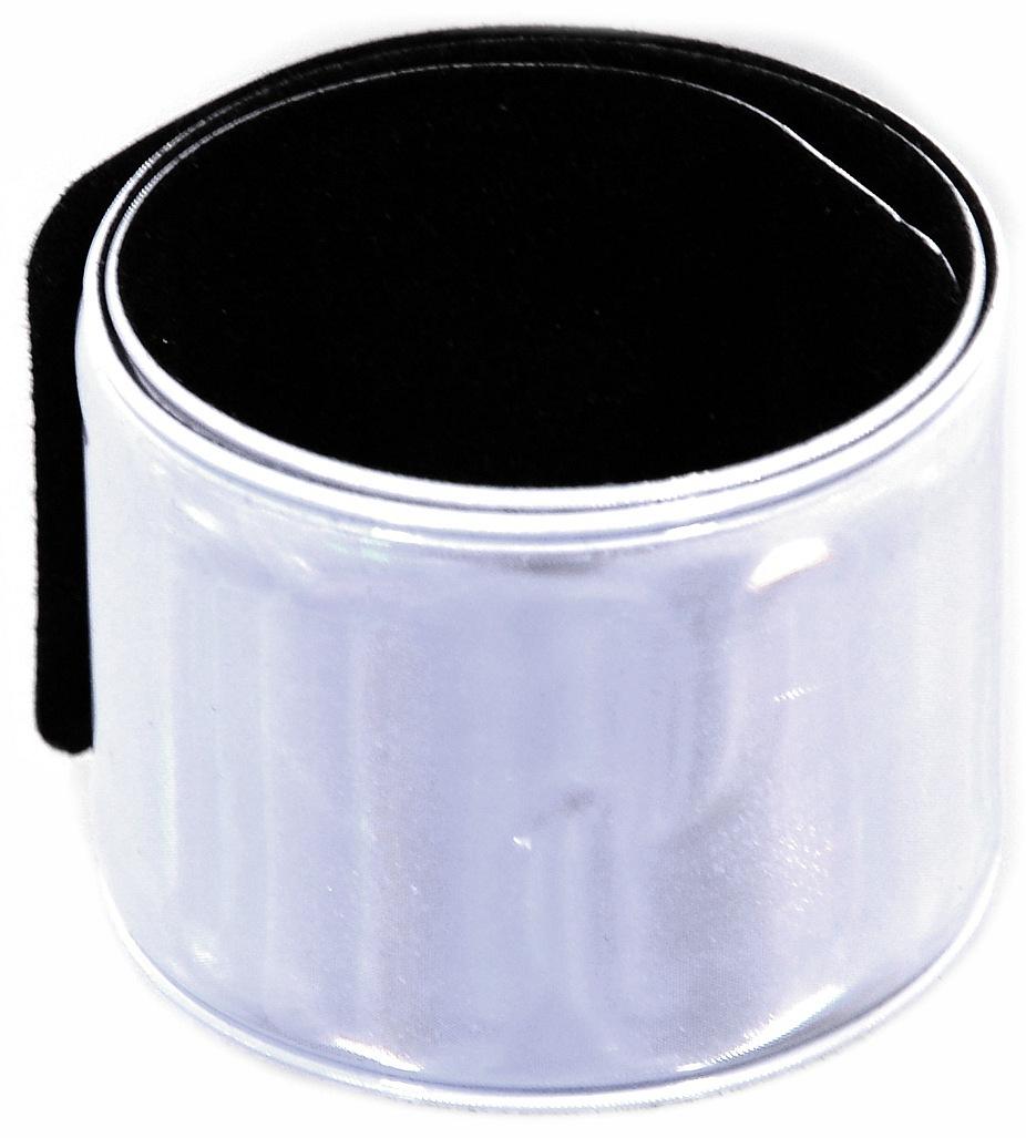 Pásek reflexní ROLLER S.O.R. stříbrný