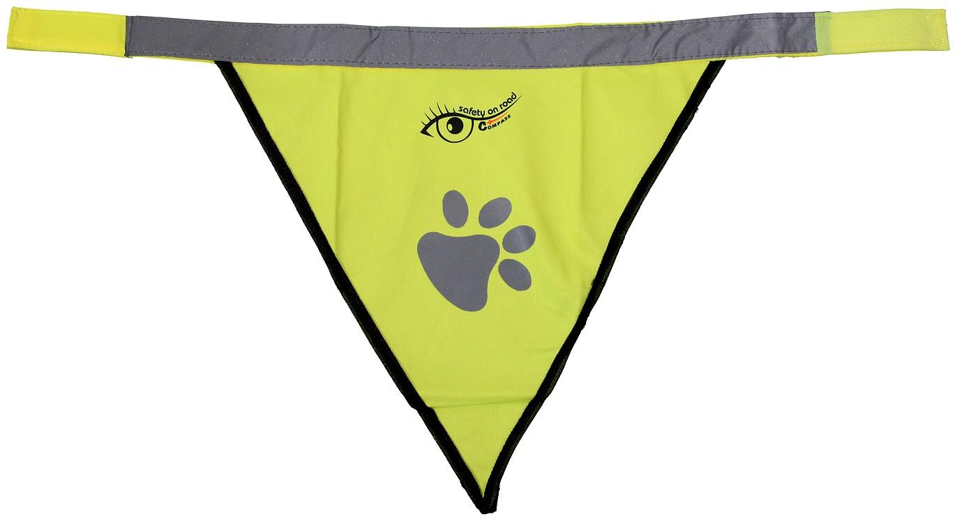 Vesta pro psa reflexní S.O.R do 15kg