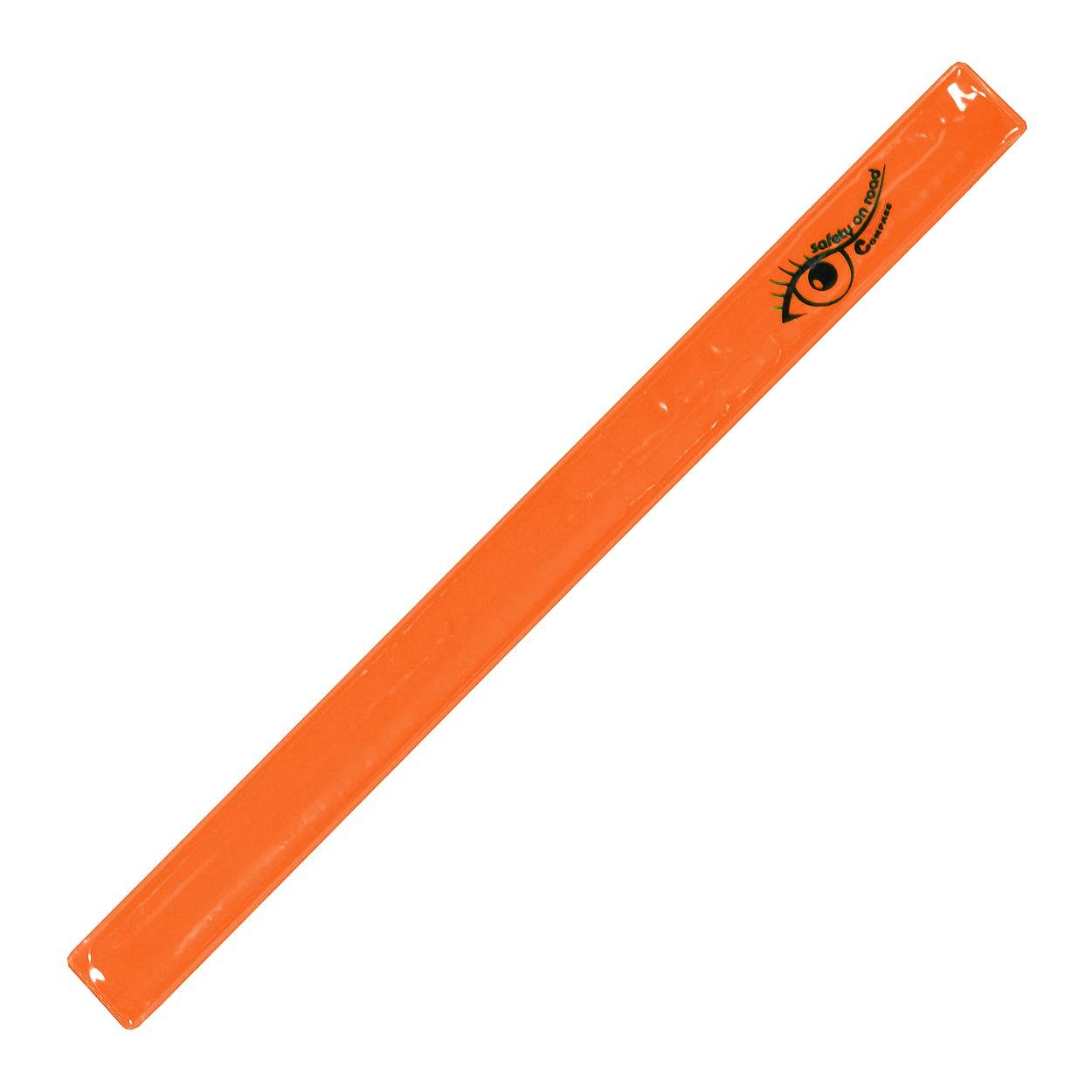 Pásek reflexní ROLLER XL 3x38cm S.O.R. oranžový