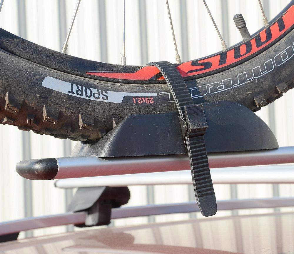 Nosič jízdního kola hliníkový ALU-FIX TÜV