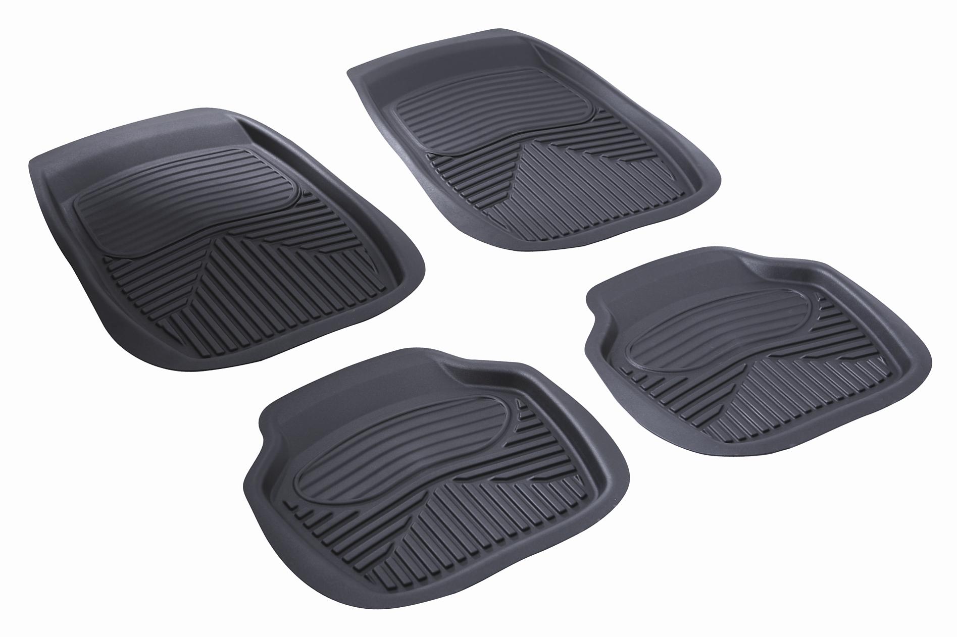 Koberce PVC OENO 4ks