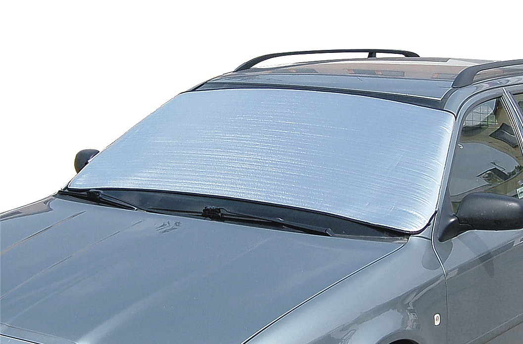 Clona SUN-ICE na čelní sklo ALU 150 x 70cm 2mm