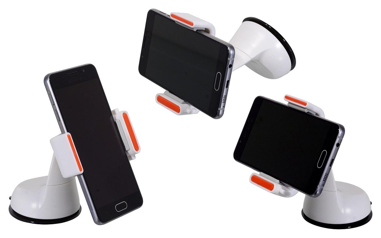 Držák telefonu / GPS na přísavku MULTI