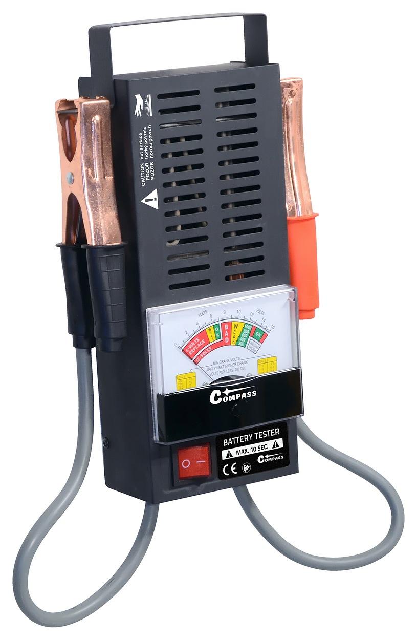 Tester autobaterie zátěžový ANALOG