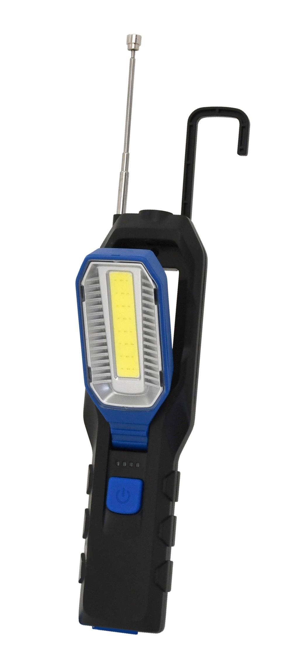 Svítilna montážní LED 300lm nabíjecí s Power bank