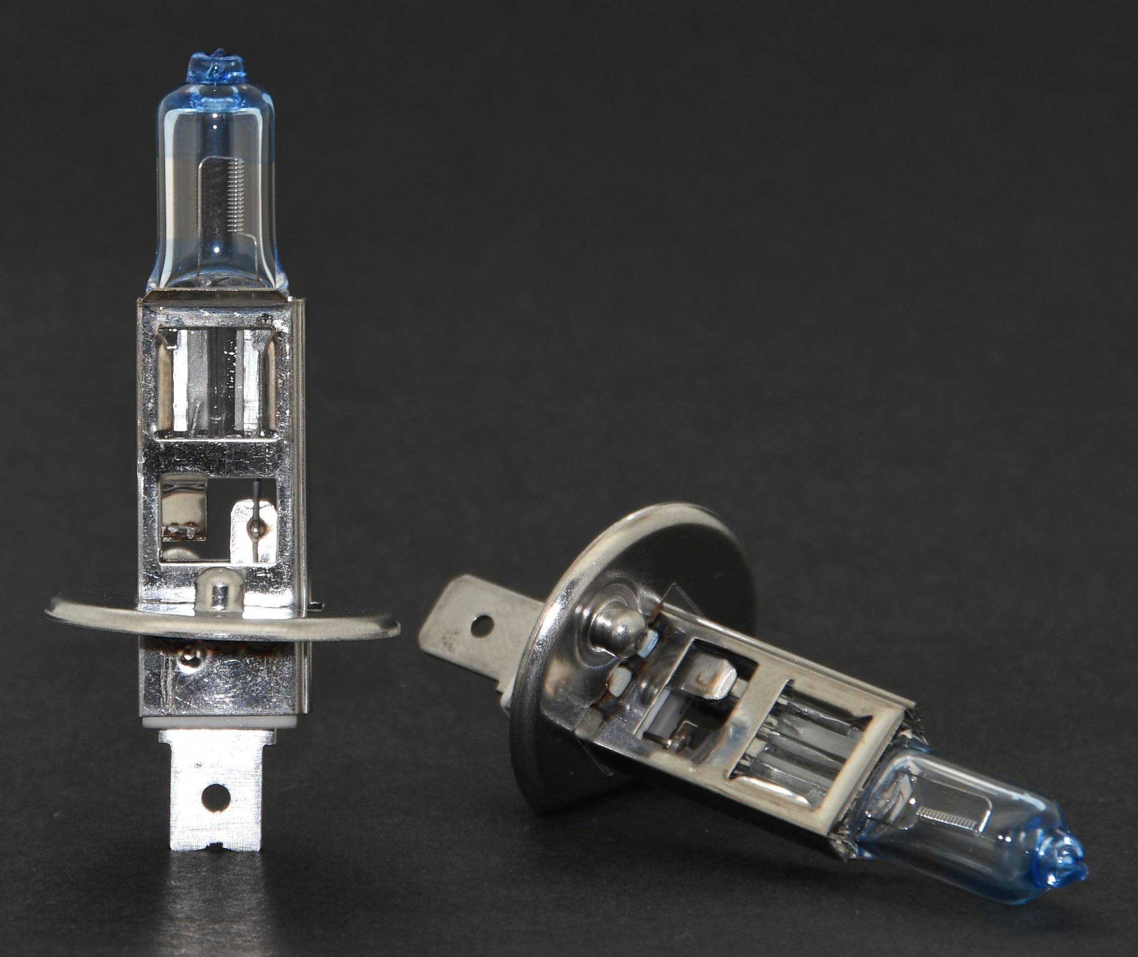 Žárovka Excelite H1 BLUE SVU +80% 55W 2ks