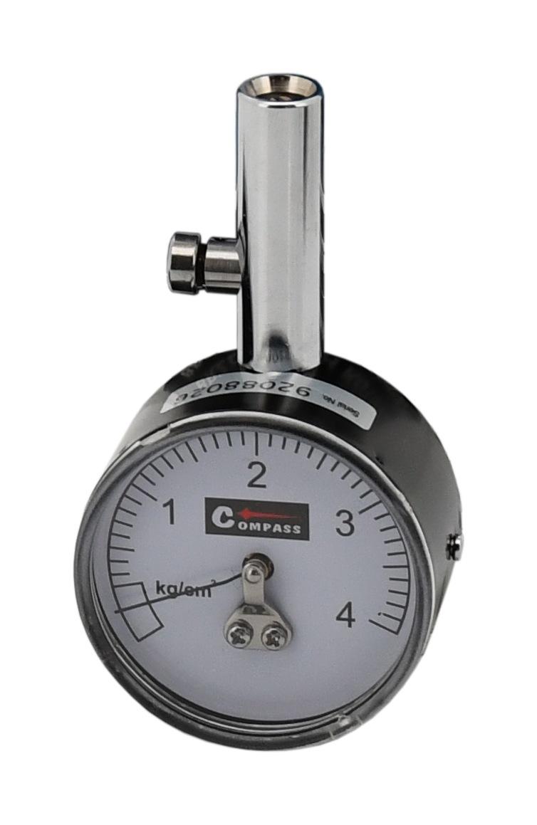 Pneuměřič PROFI  4kg/cm2
