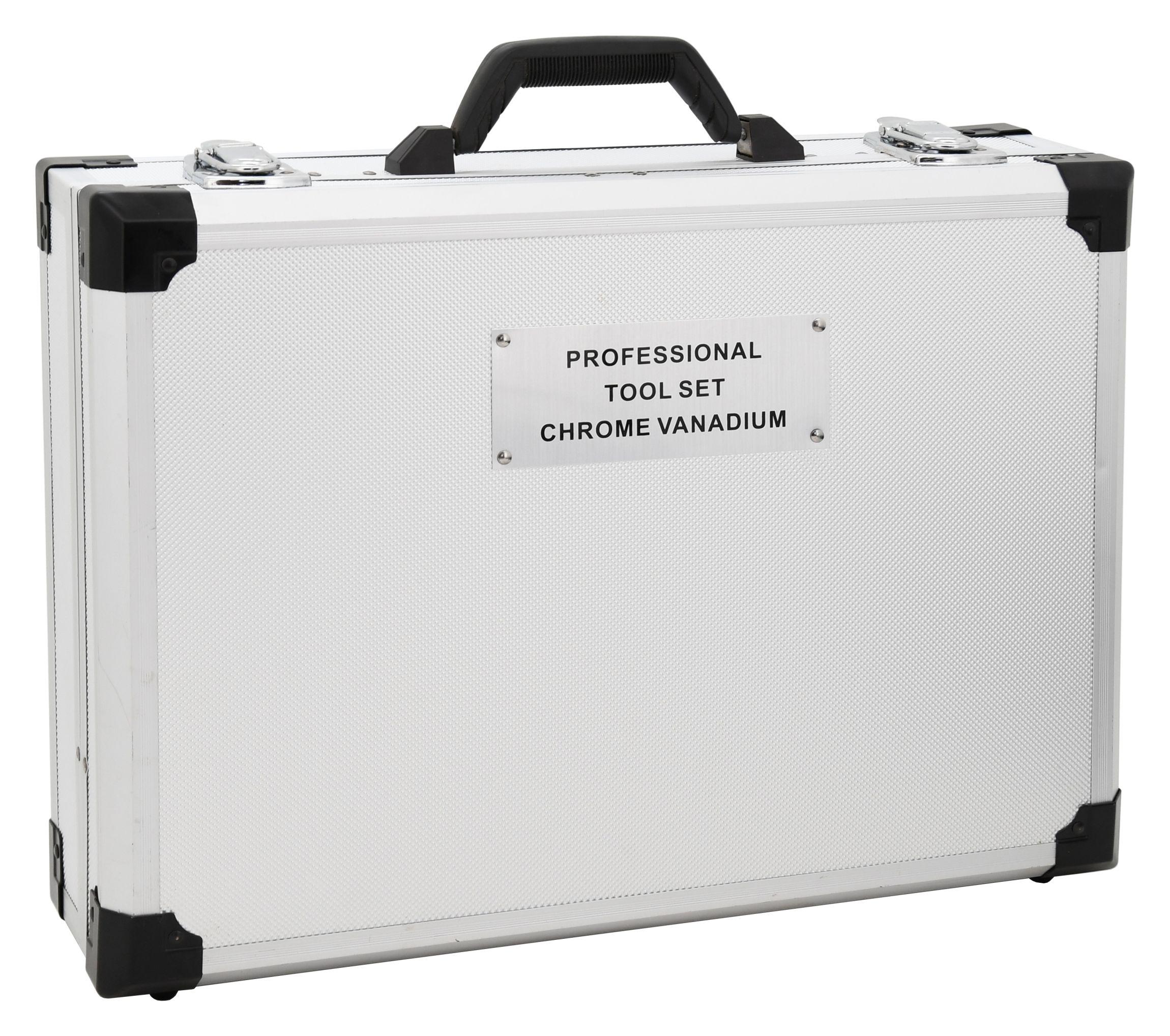 Kufr nářadí 139 dílů, ALU PROFI