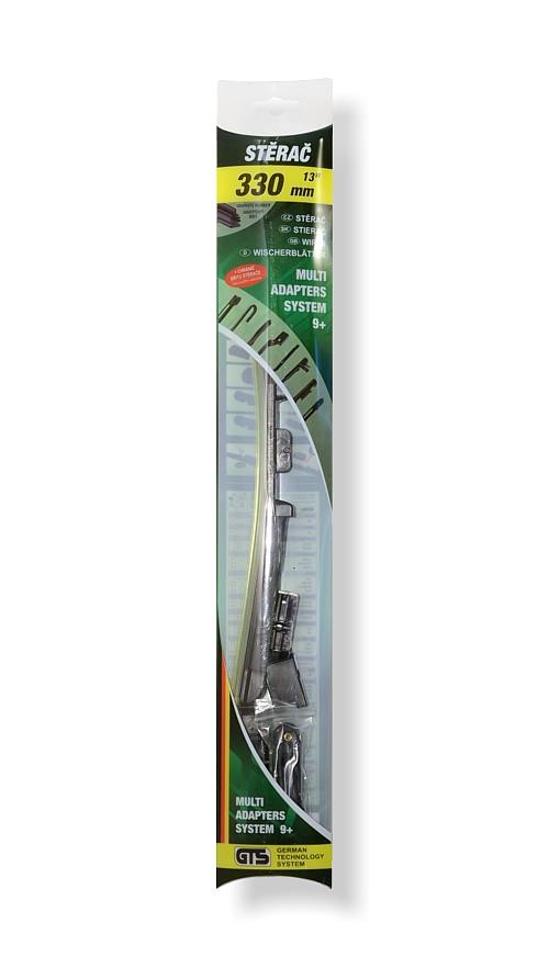 Stěrač plochý FLEXI  330mm