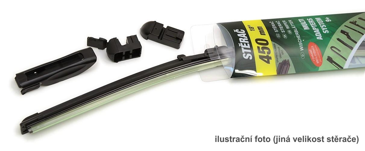 Stěrač plochý FLEXI  550mm