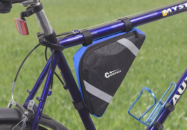 Cyklotaška pod rám