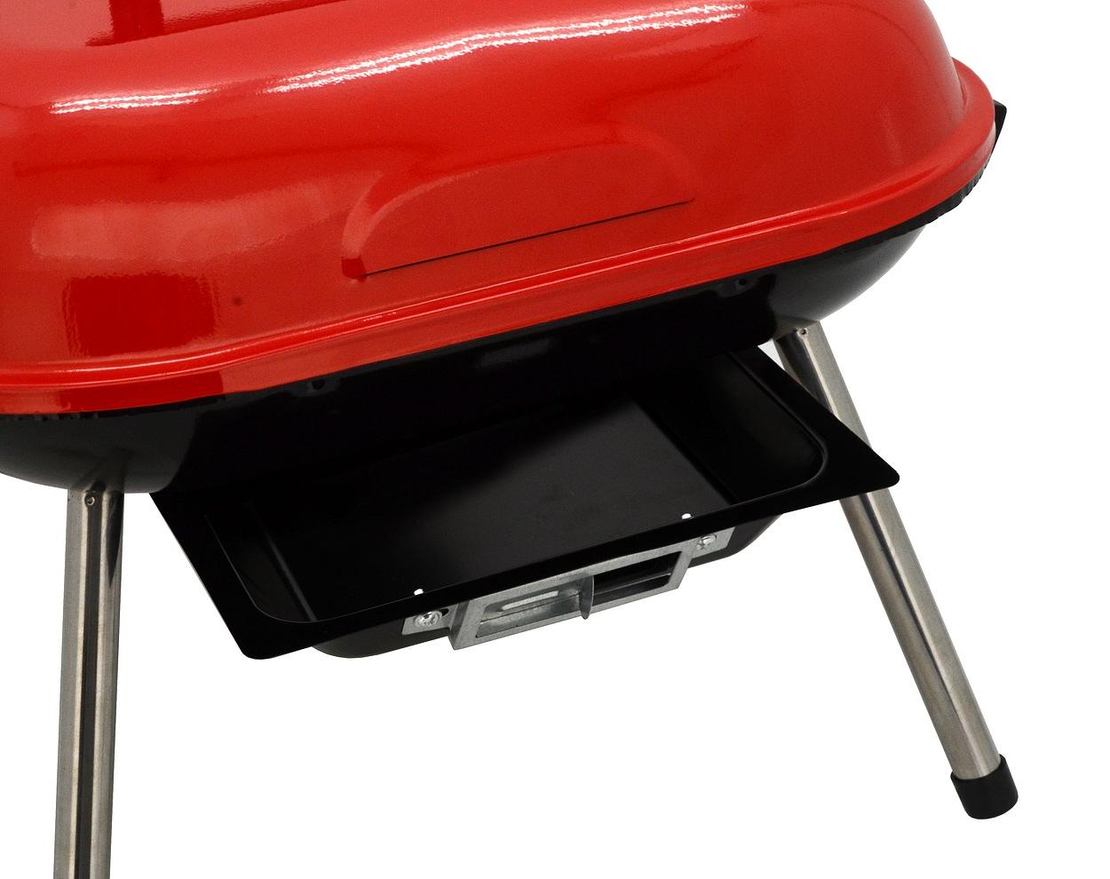 13030 CATTARA Gril na dřevěné uhlí TABLE 37cm