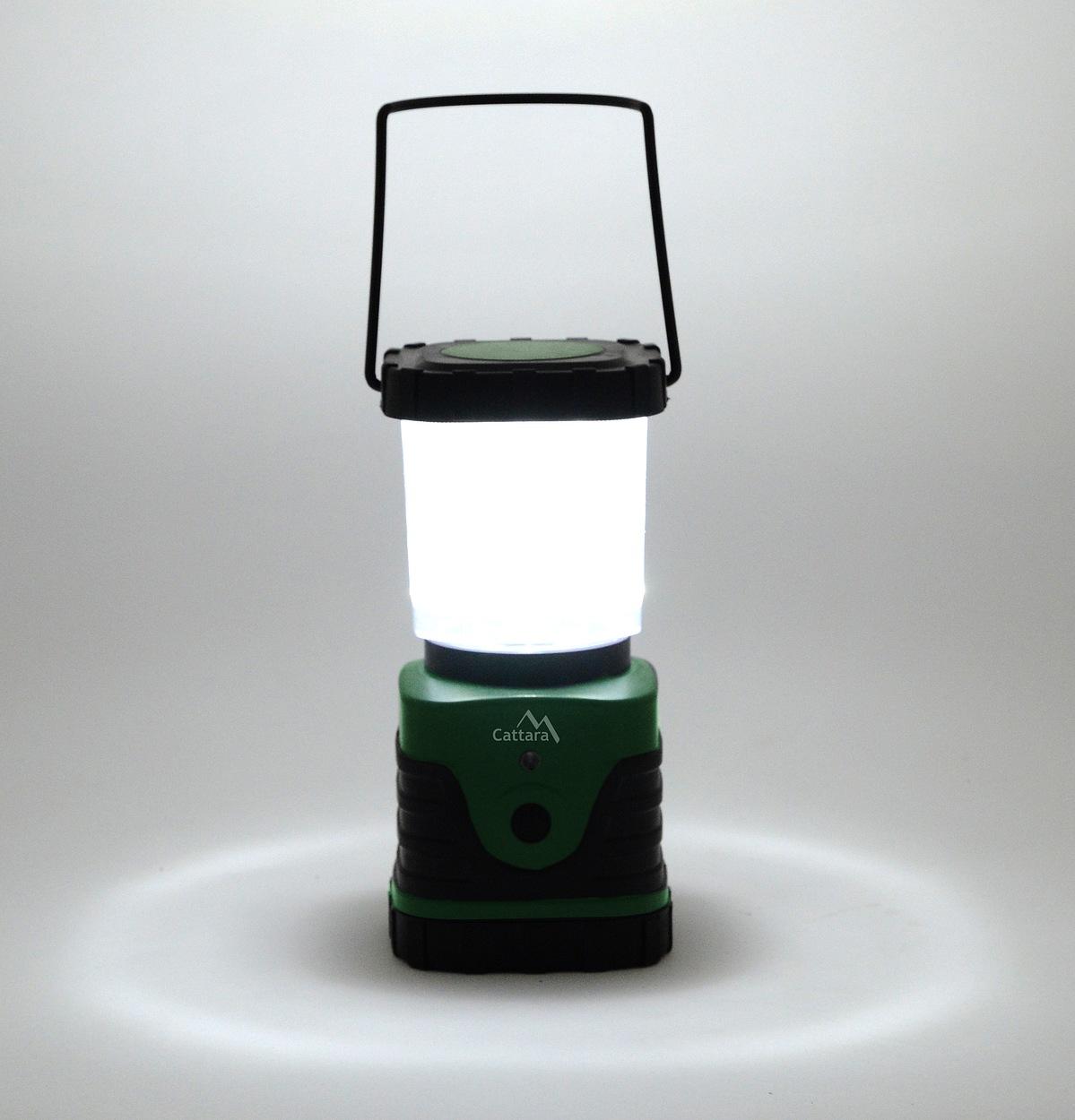 CATTARA Svítilna LED 300lm CAMPING