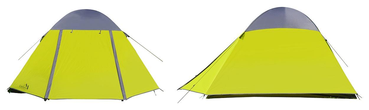 Stan TRENT dvouplášťový pro 3 osoby 210+110x210cm PU3000mm