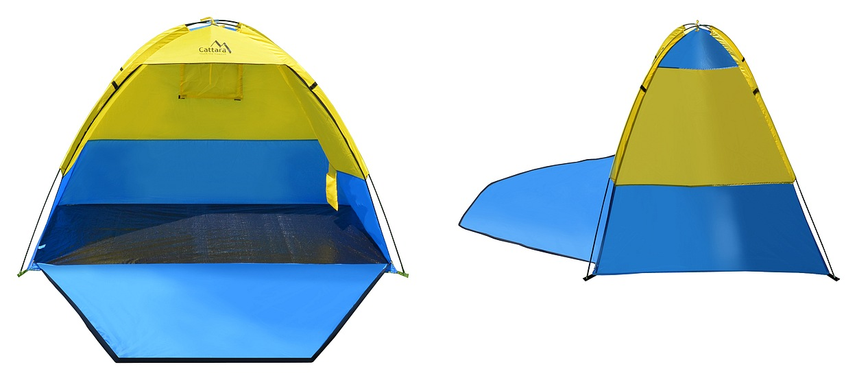 Stan plážový ZATON 200x120x120cm