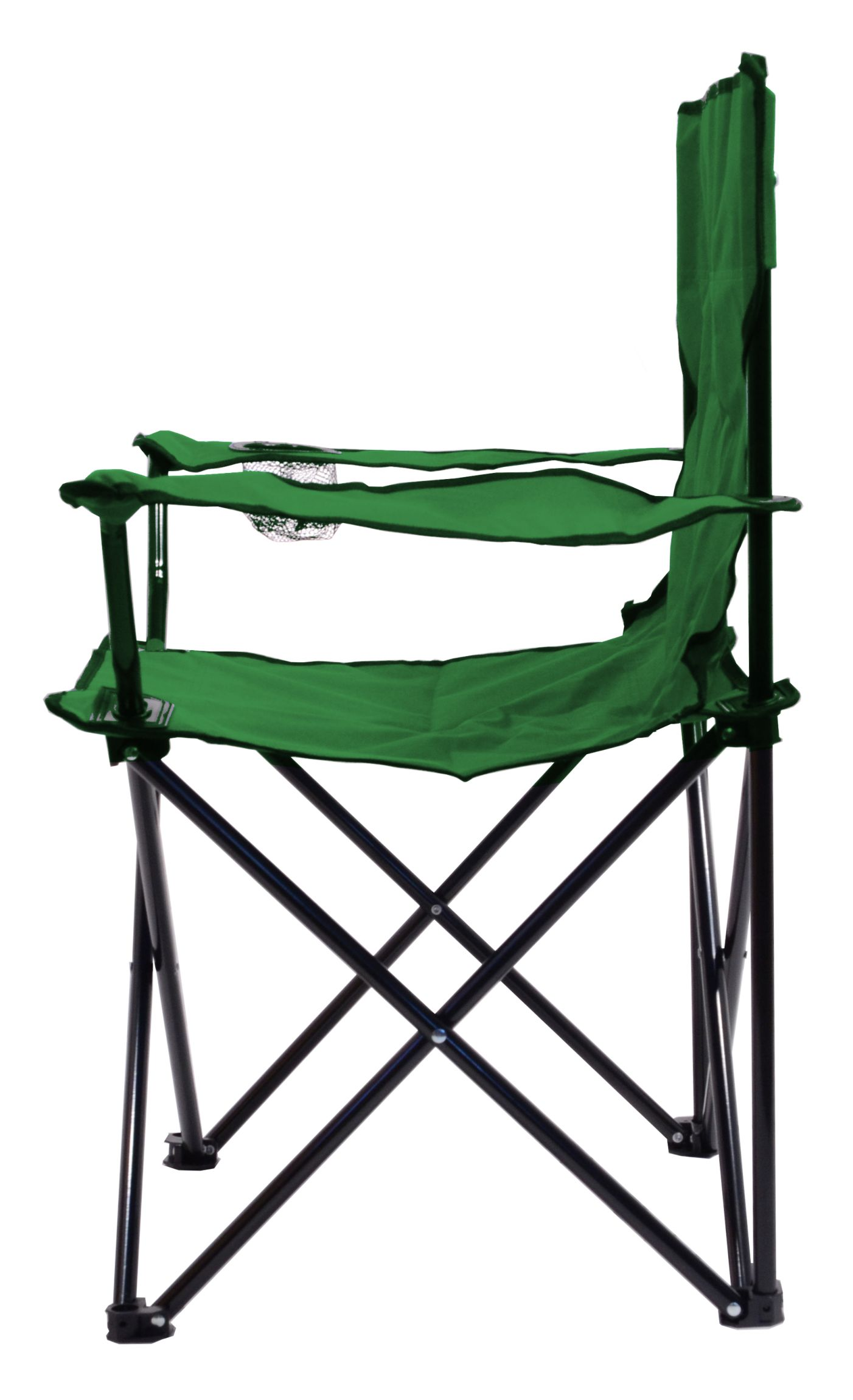 Cattara - Židle kempingová skládací BARI zelená