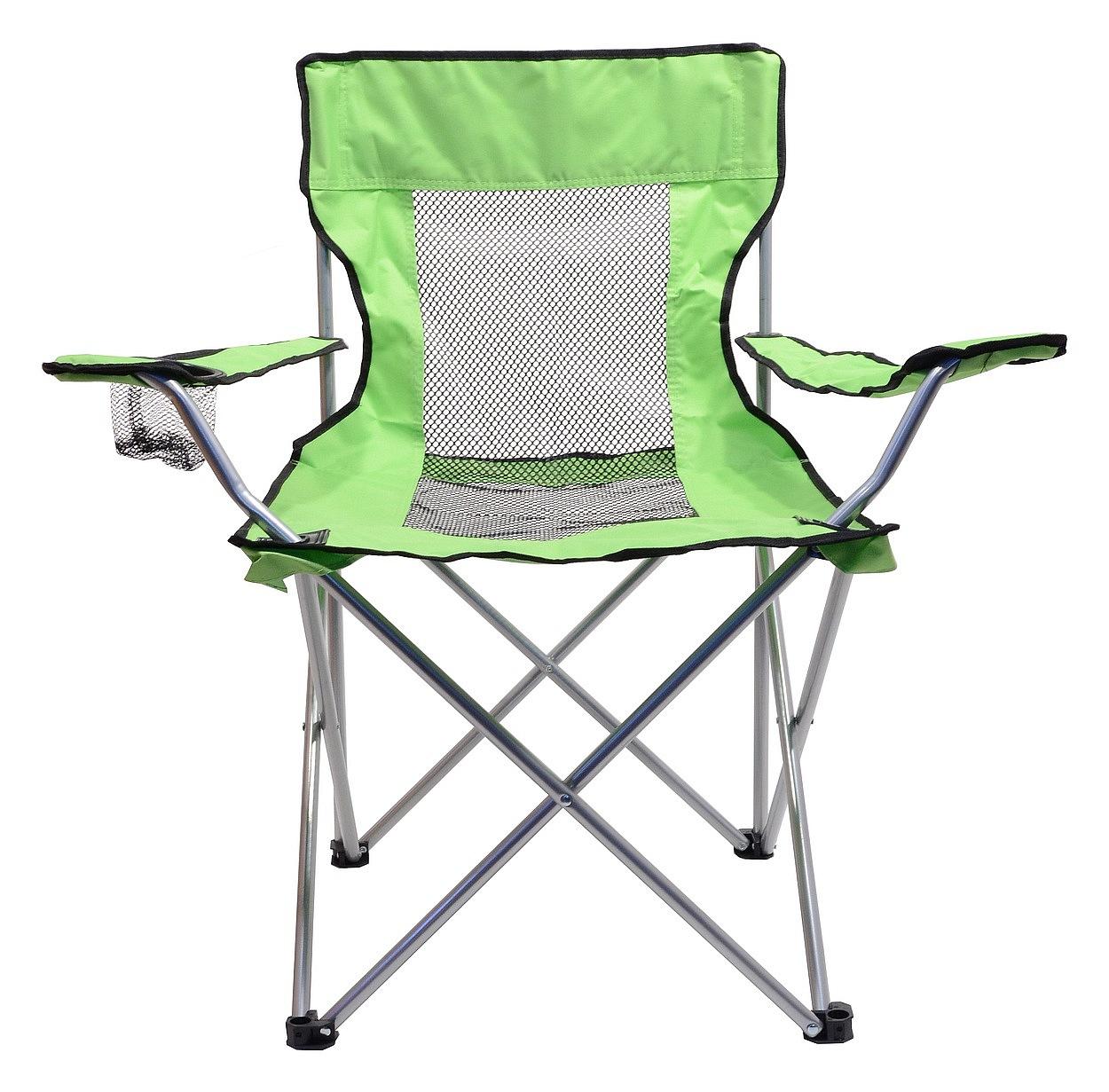 Cattara - Židle kempingová skládací NET
