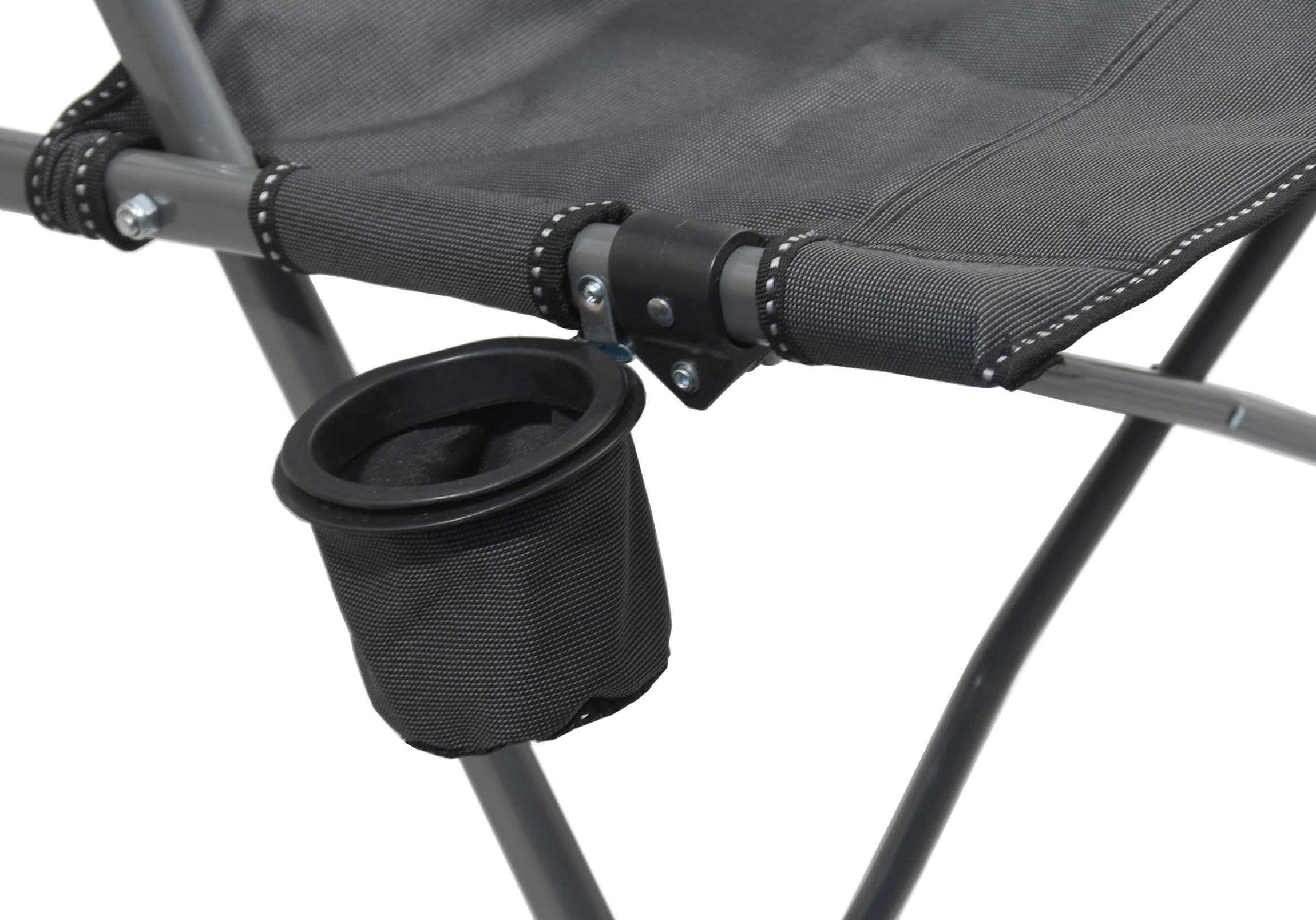 Cattara - Židle kempingová skládací MERIT XXL 111cm