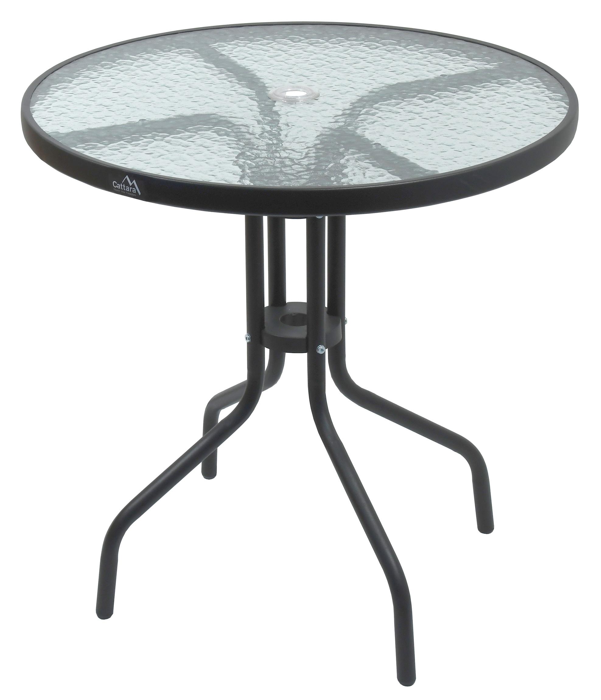 Cattara - Stůl zahradní kulatý TERST 70cm