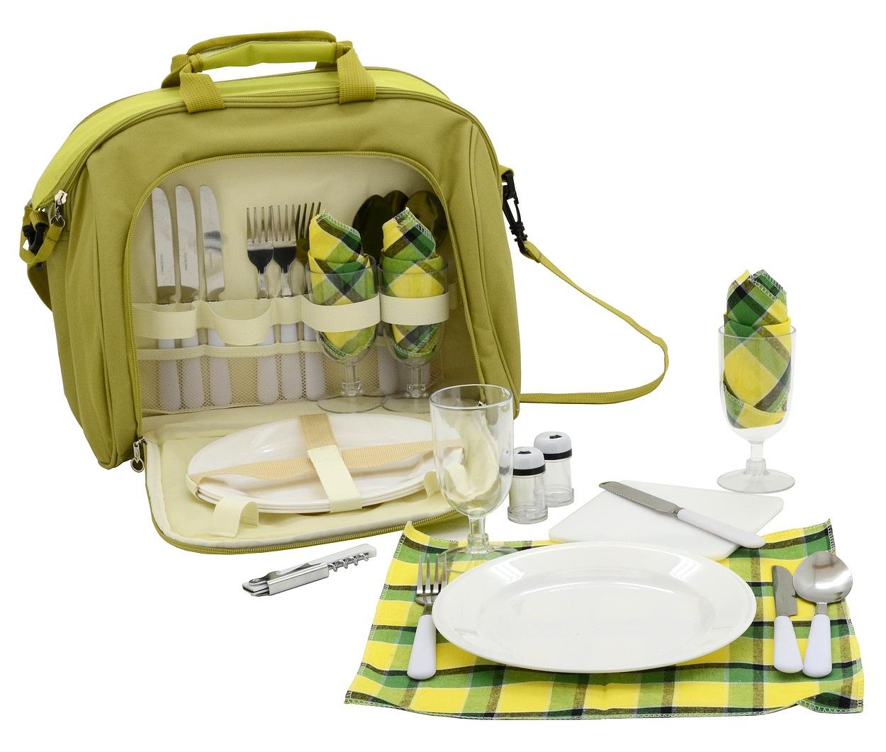 Cattara - Pikniková taška pro 4 osoby