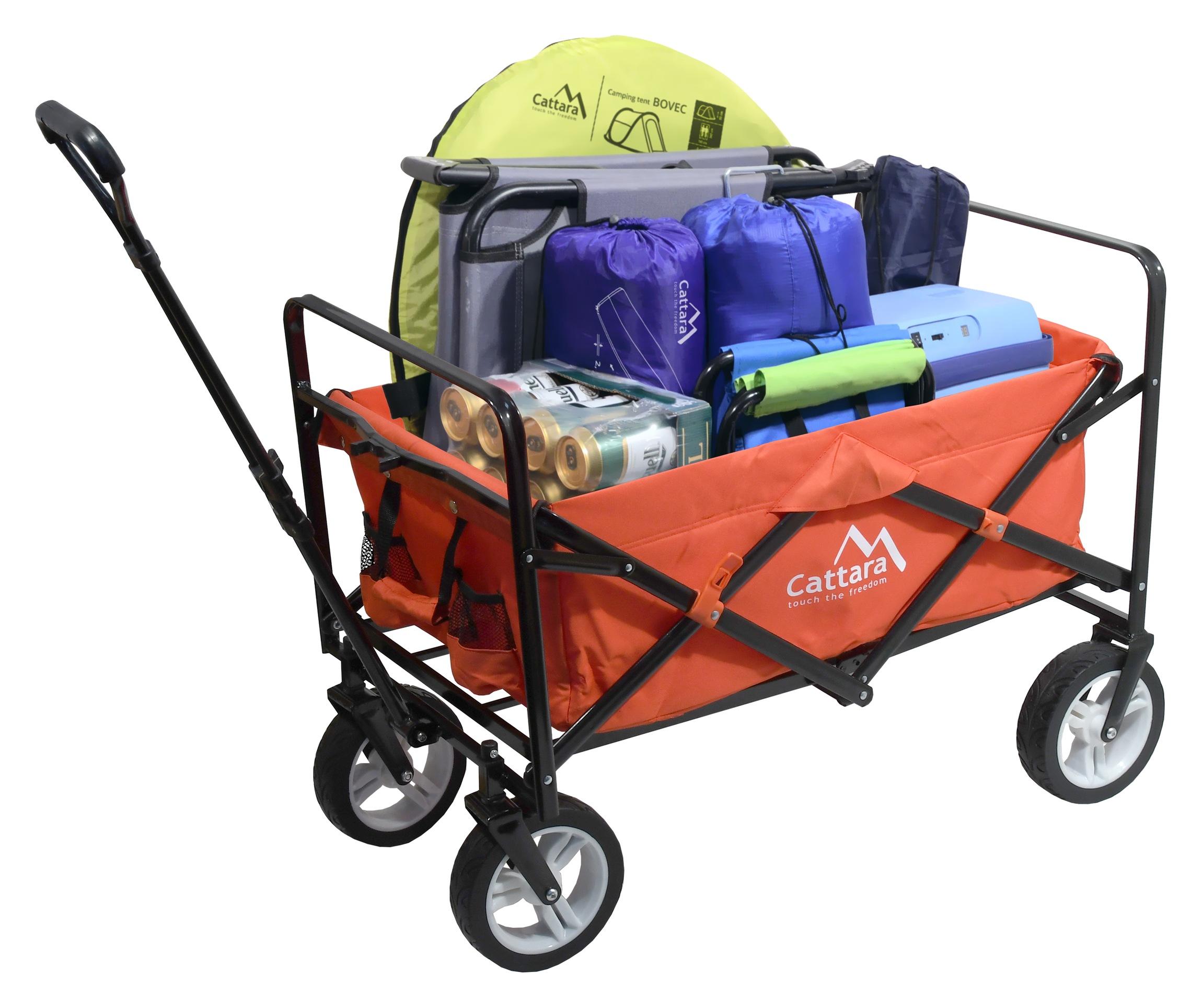 CATTARA Kempingový vozík skládací TROGIR