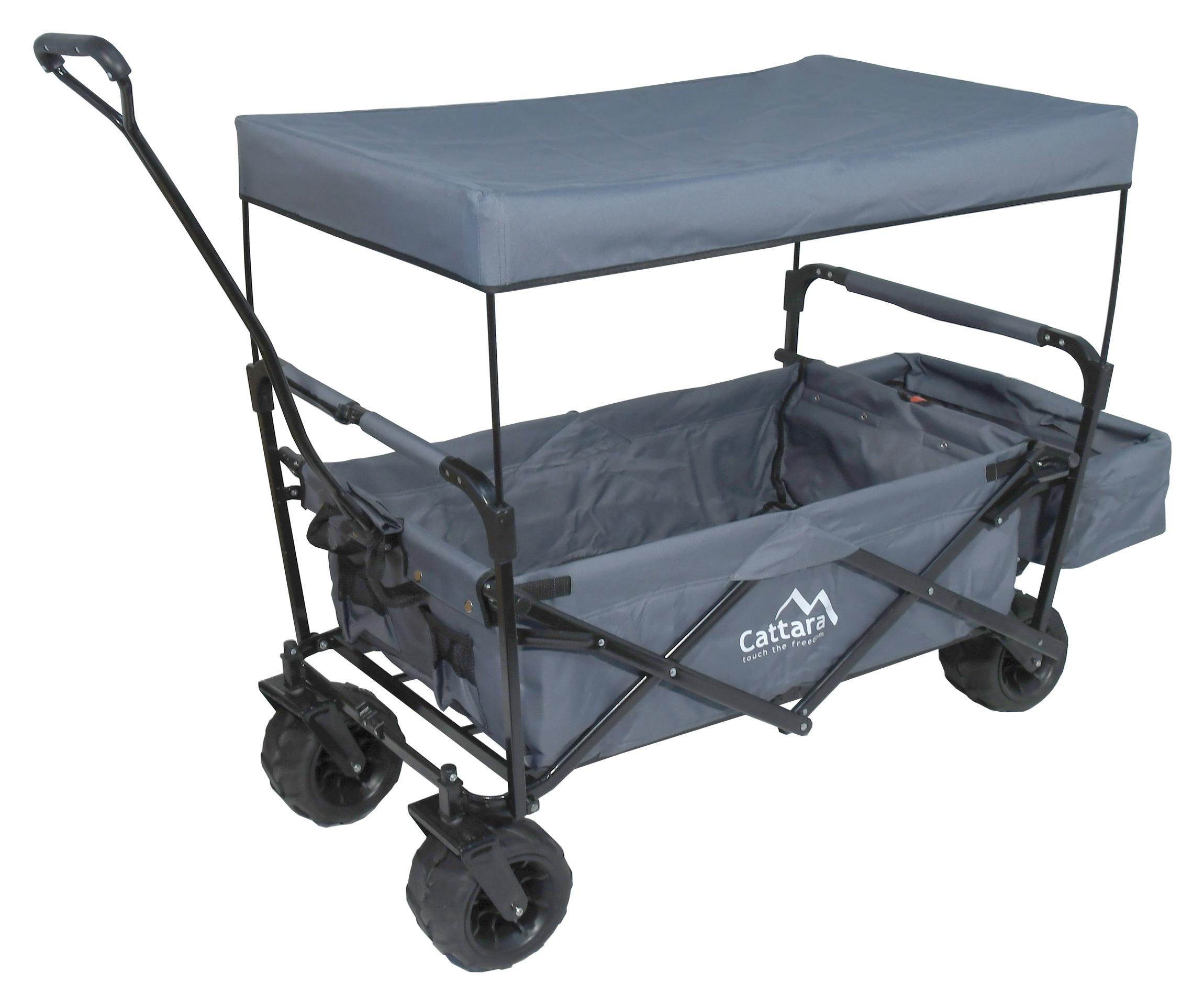 Cattara - Kempingový vozík skládací TROGIR ROOF