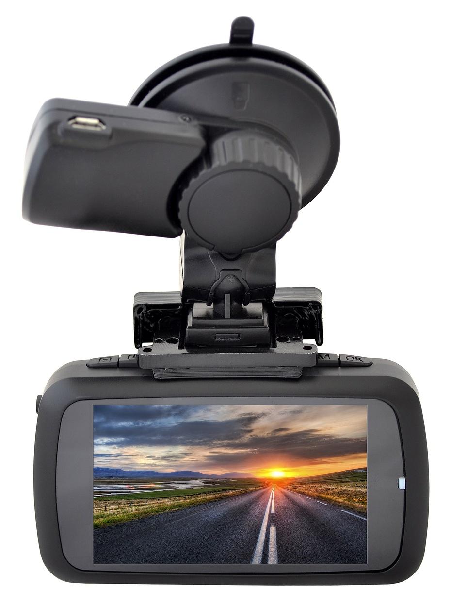 Kamera do auta Eltrinex LS500 GPS
