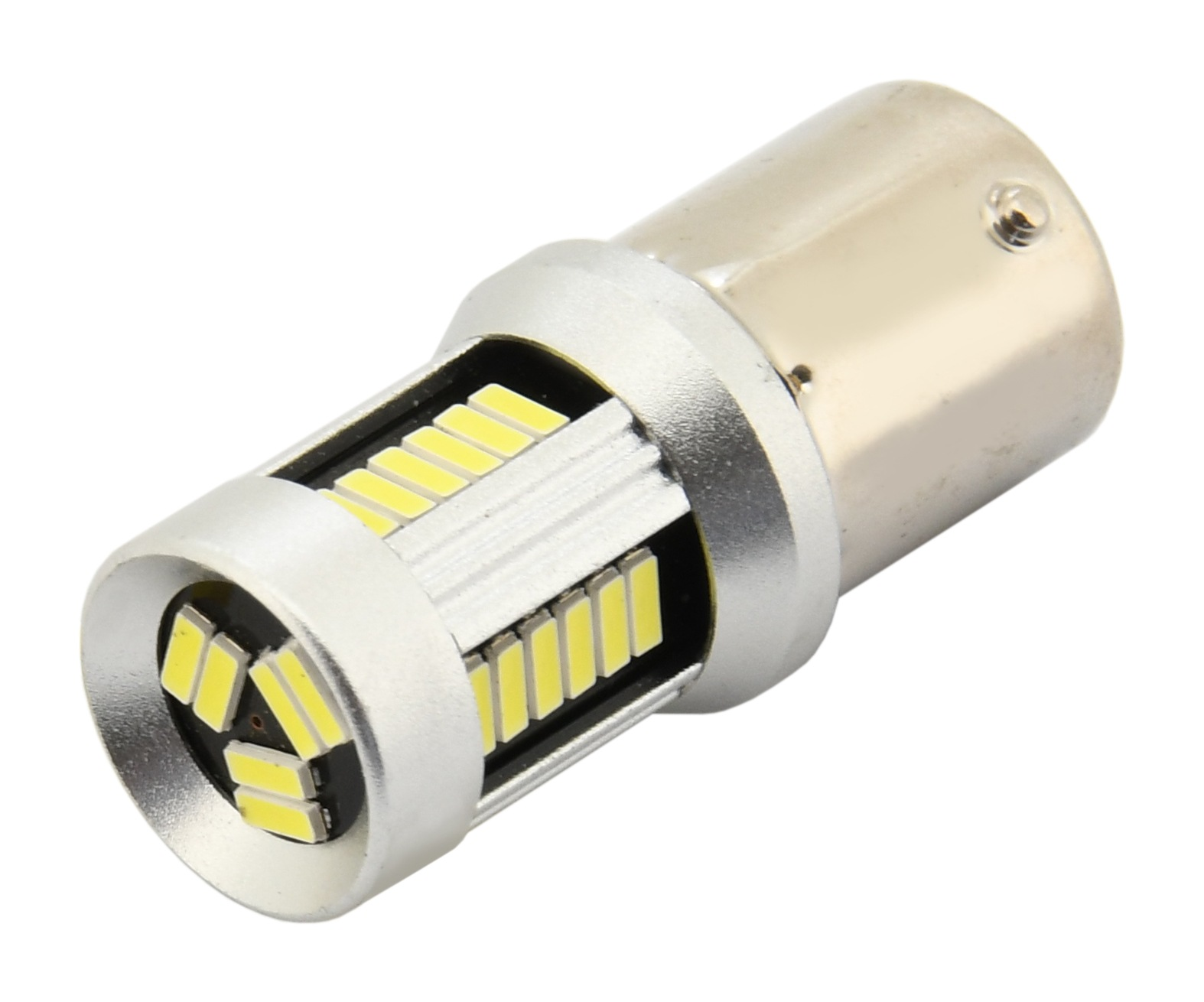 Žárovka 30 SMD LED 12V Ba15S  NEW-CAN-BUS bílá 1ks