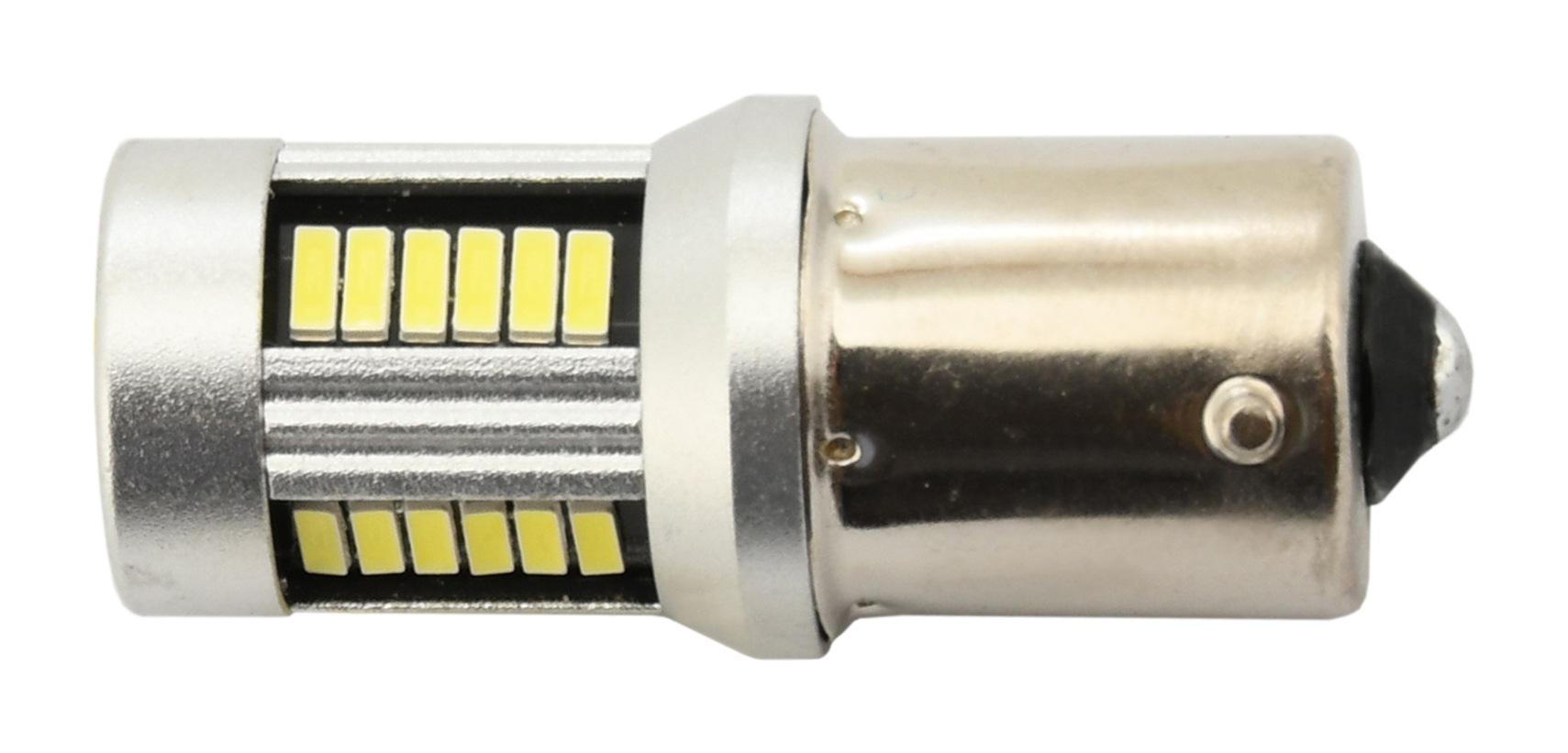 Žárovka 30 SMD LED 12V Ba15S  NEW-CAN-BUS bílá 1ks