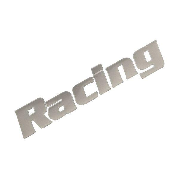 Znak RACING samolepící METAL velký