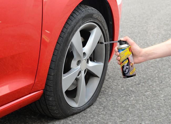 Sprej na lepení pneu 450ml CAPTAIN