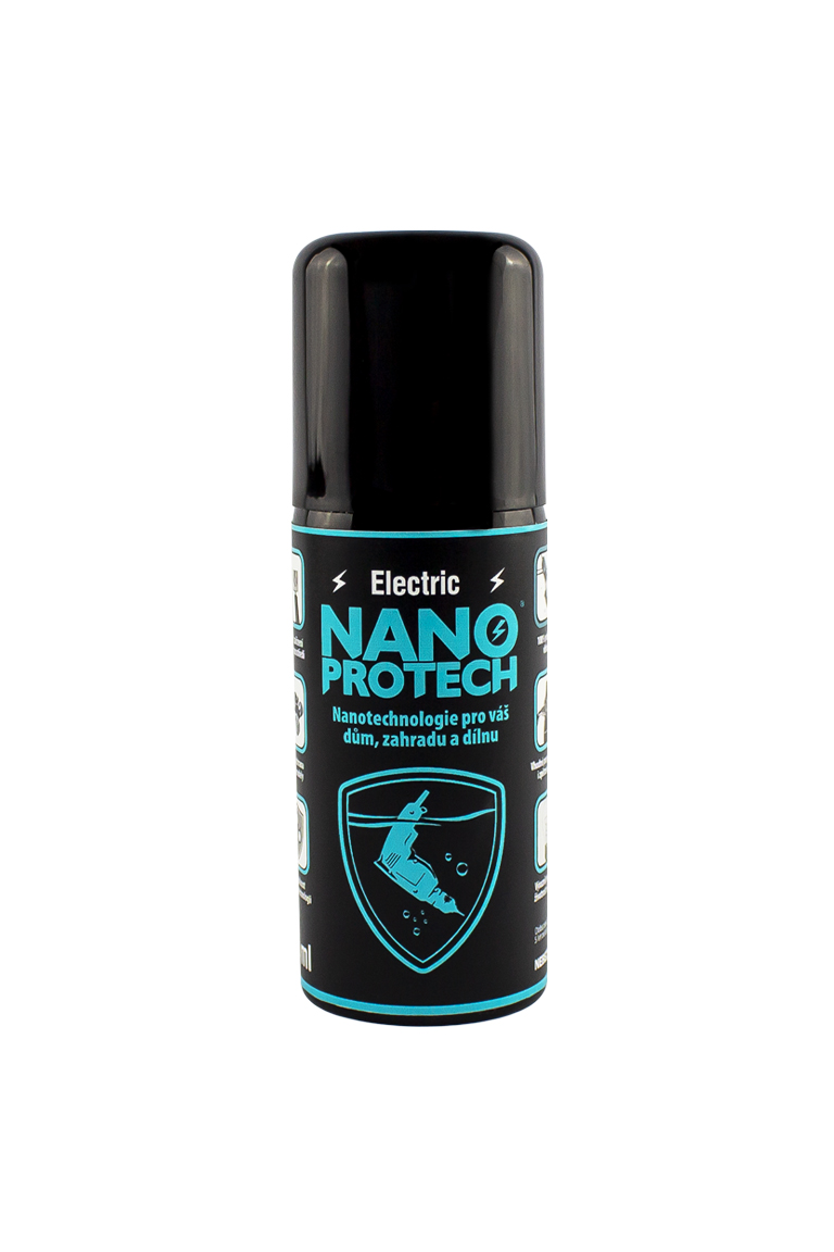 NANOPROTECH ELECTRIC 150ml modrý