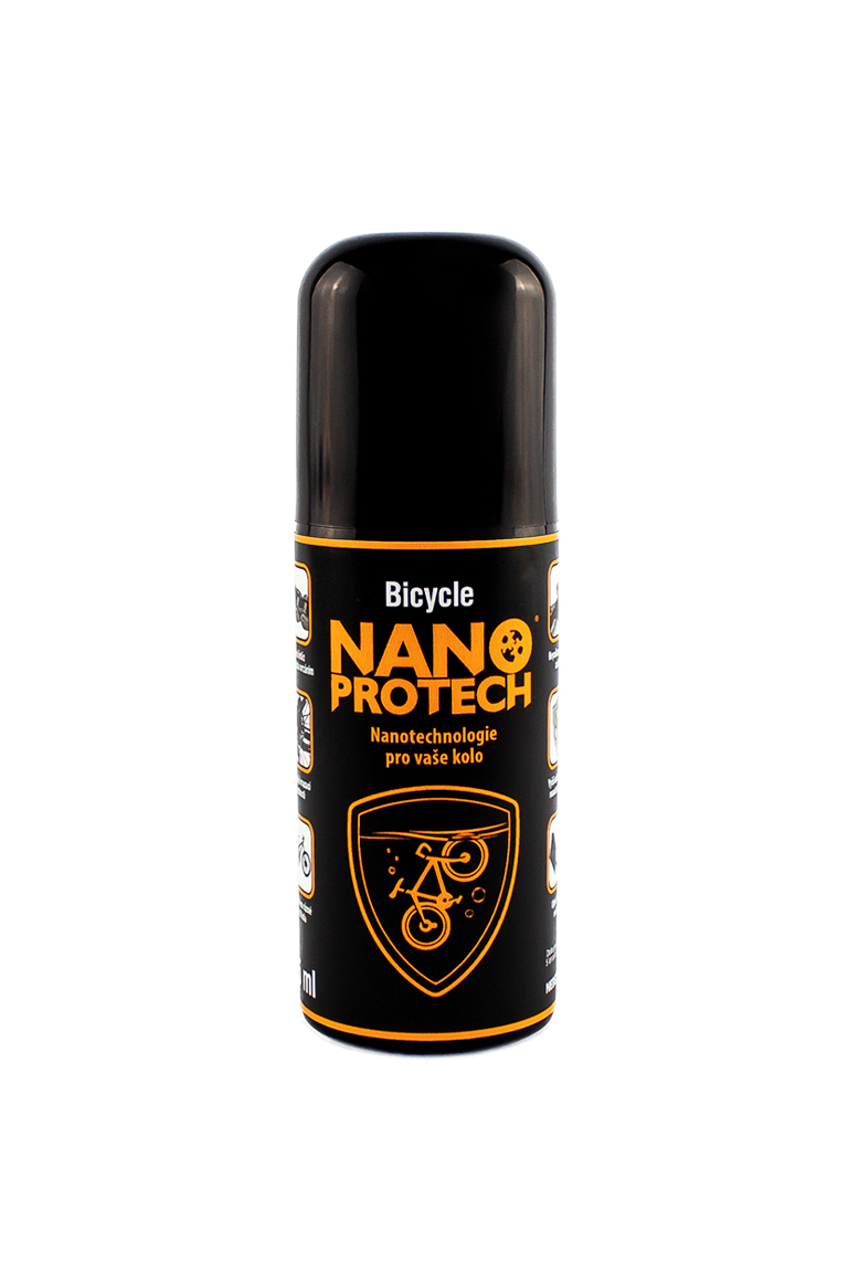 NANOPROTECH BICYCLE 150ml oranžový