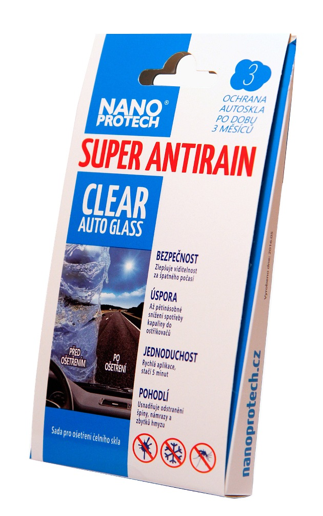 NANOPROTECH SUPER ANTIRAIN