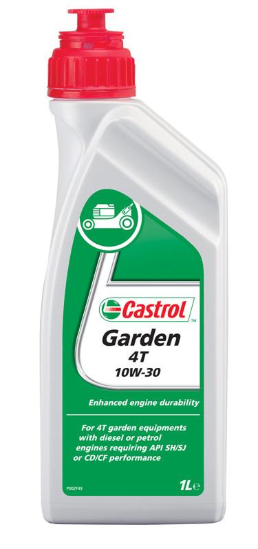 Olej Castrol Garden 4T 1L