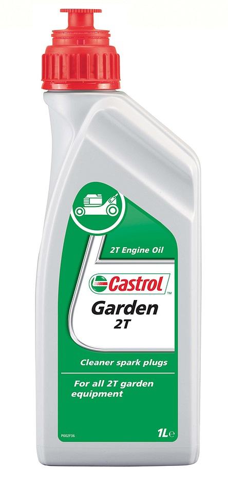 Olej Castrol Garden 2T 1L