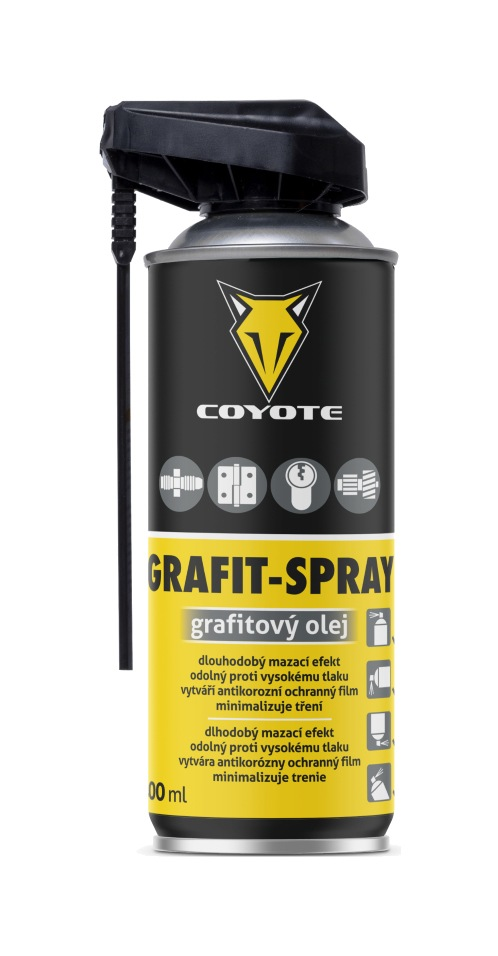 Coyote GRAFIT-SPRAY 400ml