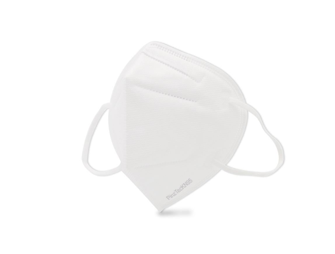 Respirátor KN95 (FFP2) balení 1 ks