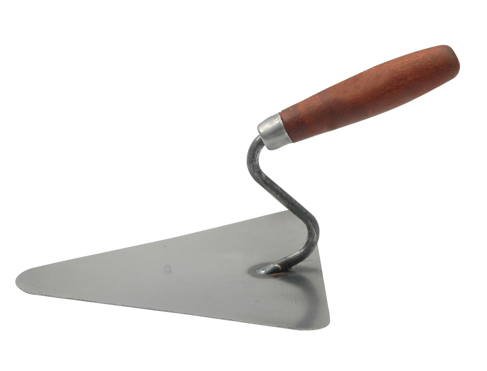 Lžíce zednická 180 mm trojúhelníková