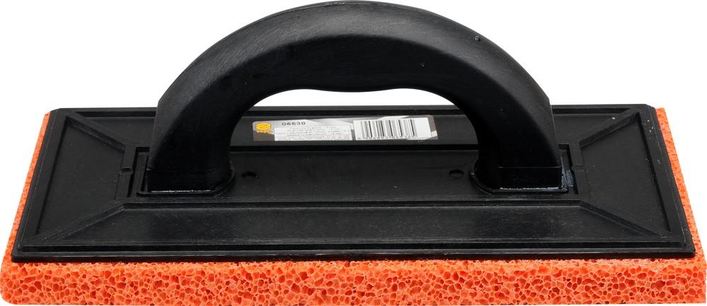 Plastové hladítko s pěnovou gumou 18mm