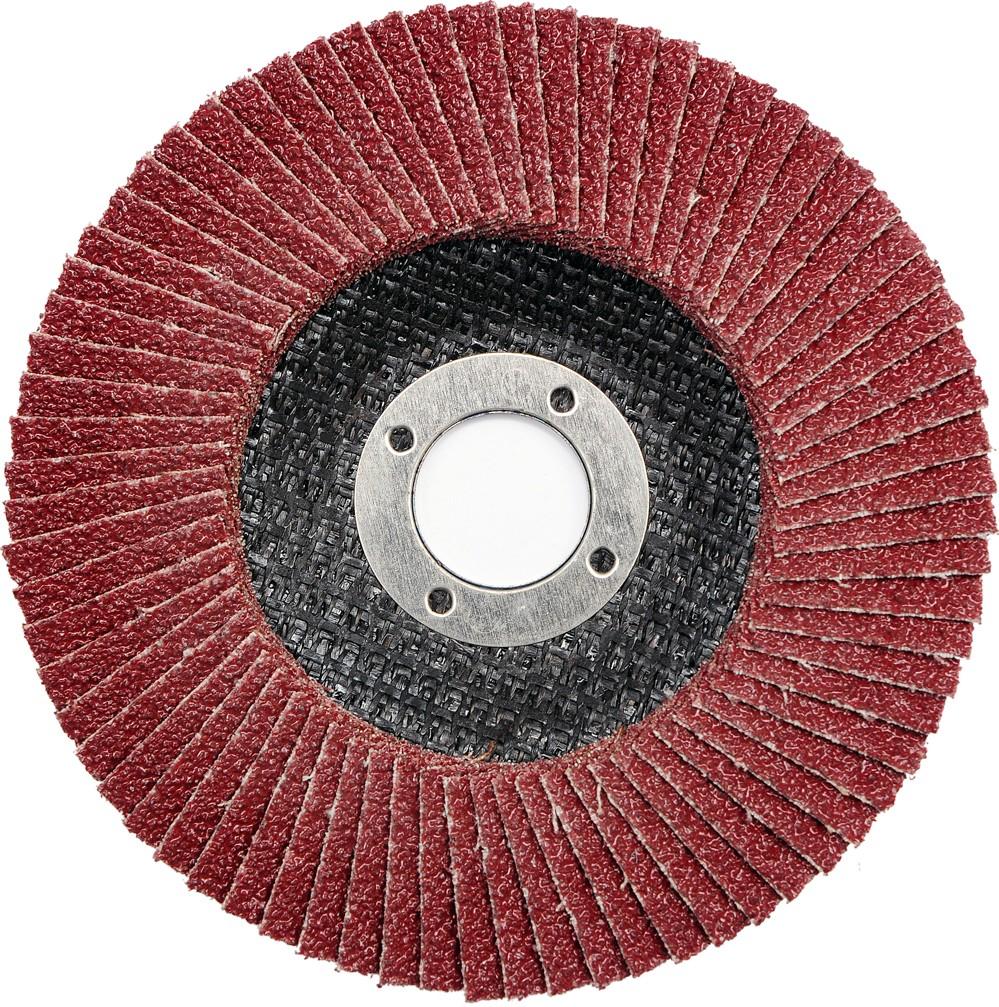 Kotouč brusný lamelový 125 mm P80