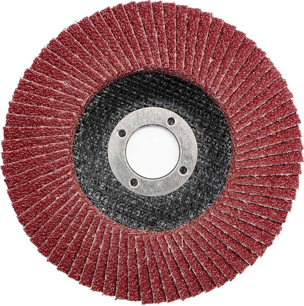 Kotouč brusný lamelový 125 mm P100