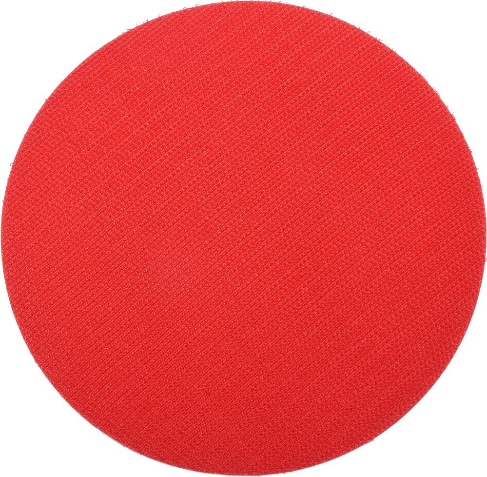 Suchý zip pro leštící/brousící talíř 125 mm, nalepovací