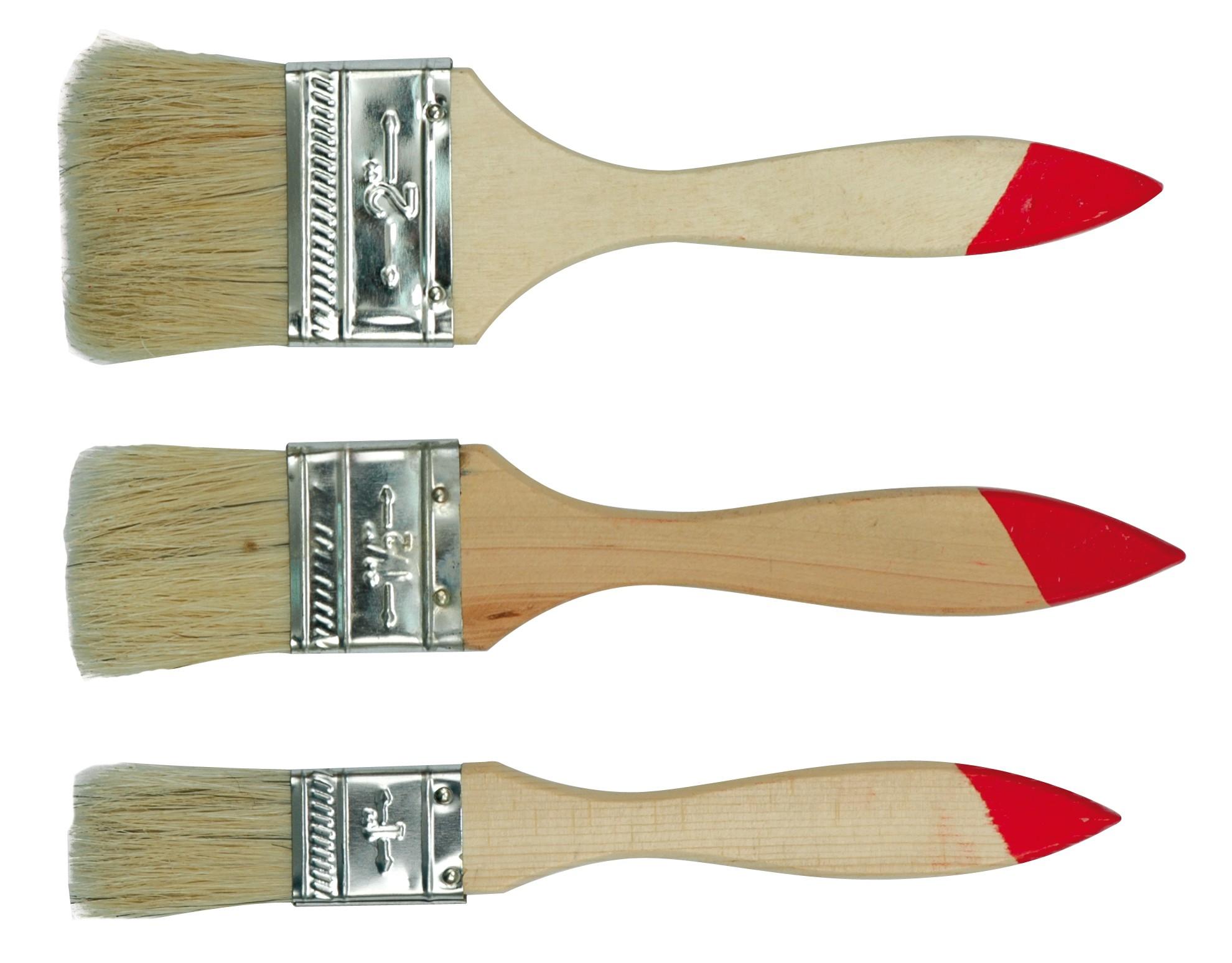 Sada štětců malířských 3 ks